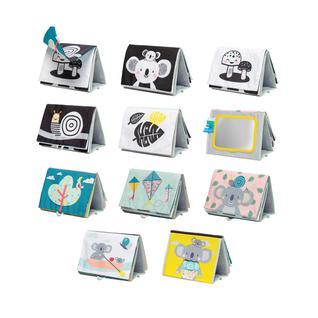 Развивающие игрушки для малышей TAF TOYS Taf Toys 12395 Таф Тойс Напольная книжка