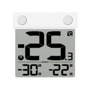 Термометр RST 01289 Термометр цифровой уличный на липучке -30-+70.