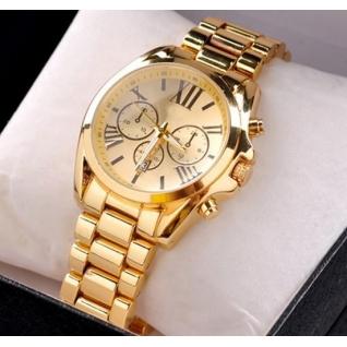 Часы Michael Kors Bradshaw, золотые