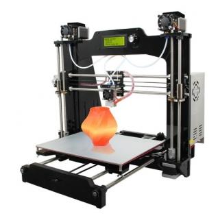 3D принтер Geeetech Prusa I3 M201 Dual extruder Mixcolor 3D printer