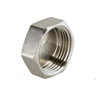Заглушка никель (колпак) Ду 15 ВР Remsan