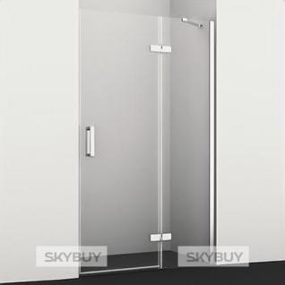 Душевая дверь в нишу Wasserkraft Aller White 10H05RW 120 см