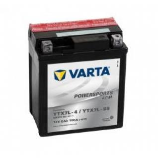 Аккумулятор VARTA AGM 506014005 6 Ач (A/h)-YTX7L-BS VARTA 506014005