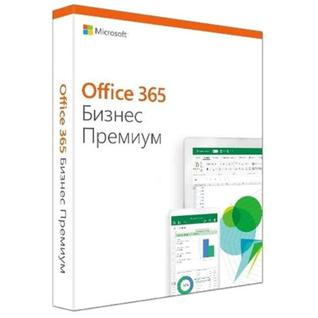 Программное обеспечениеMicrosoftOffice 365 Business Premium Ru(KLQ-00422)
