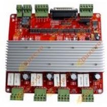 Контроллер шаговых двигателей 4х осевой TB6560HQV3-T3 red