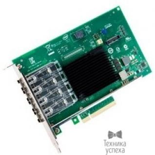 Intel Intel X710DA4FHBLK Сетевой адаптер Original (X710DA4FHBLK 932576)