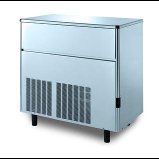 GEMLUX Льдогенератор кускового льда (пальчики) GEMLUX GM-IM220SDE WS