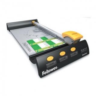 Резак для бумаги Fellowes Electron A4, 320мм, 10л, 4резки, роликовый