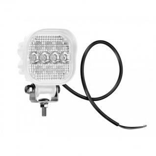 Прожектор палубный Easterner, белый пластик (C91039W)