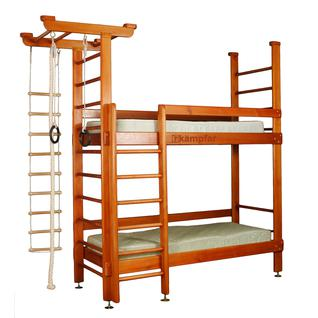 KAMPFER Детская мебель Kampfer Two dream №1 Натуральный Стандарт