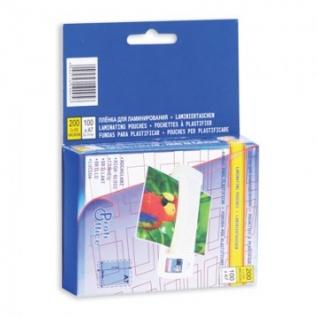 Пленка для ламинирования ProfiOffice 80х111, 100мкм 100шт/уп.