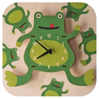 Часы настенные Лягушка