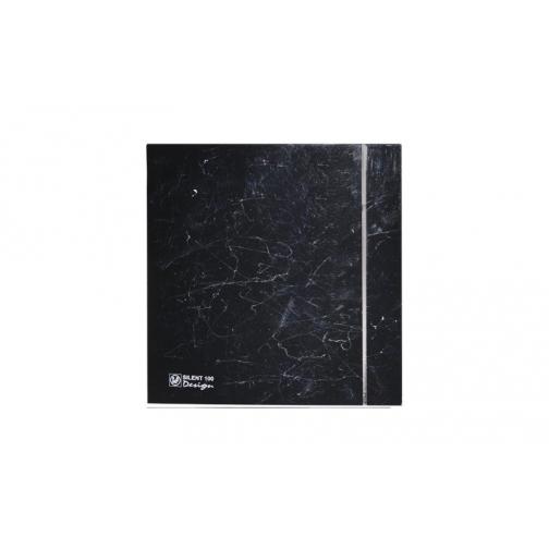 Вентилятор Soler & Palau Silent-100 CZ Marble Black Design-4C 6770056