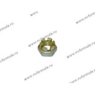 Гайка М14 корончатая рулевых наконечников 2101 УАЗ 2101-10793411