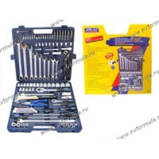 Инструмент APELAS 118 предметов 1/2-1/4 кейс пластик CS-TK118PMQ