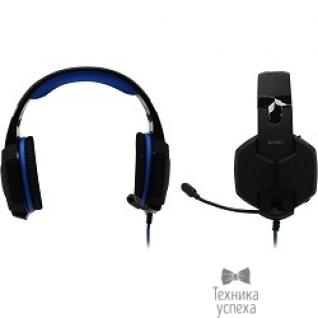 Sven SVEN AP-U980MV Черный/синий Объёмное звучание 7.1, Длина кабеля, м -2.2, 108Дб, 32 Ом