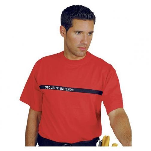TOE Concept Футболка TOE Concept Securite Incendie 5677152