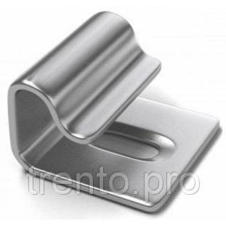 Металлический кляймер Hilst Fix prof start 40*24*12 мм Gardeck