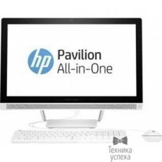 "Hp HP Pavilion 27-r004ur 2MJ64EA blizzard white 27"" FHD i3-7100T/8Gb/1Tb+16Gb SSD/DVDRW/W10/k+m"