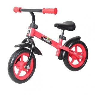 Детский беговел KidFun 10, красный Moby Kids