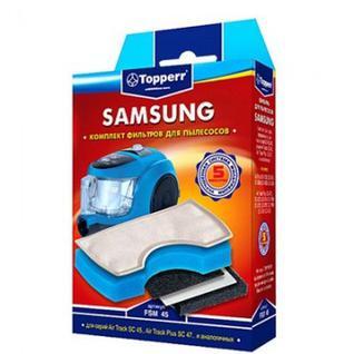 Фильтр для пылесоса Topperr FSM45 для Samsung