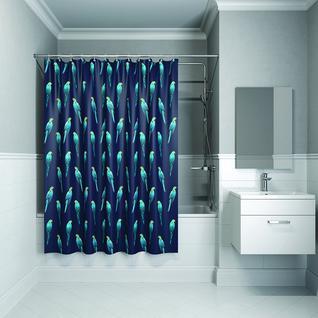 Штора для ванной комнаты IDDIS B08P218i11