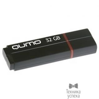 Qumo USB 3.0 QUMO 32GB Speedster QM32GUD3-SP-black