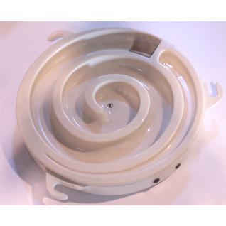 KOCATEQ Крышка-улитка для тестовых заготовок 50-80 г для округлителя AST Kocateq Mllead 50-80