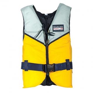 Жилет страховочный Marine Pool Champion Classic PE желто-серый 30-40 (5000415_30-40)