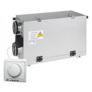 Приточно-вытяжная установка ВУТ 300 Г мини (ЕС)