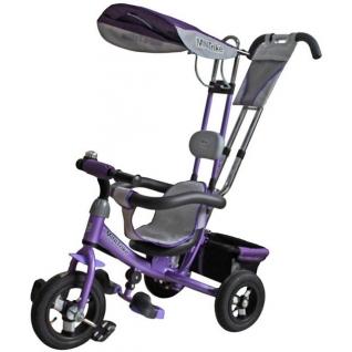 Трехколесный велосипед MINI TRIKE LT-950 3-х кол.фиолетовый Mini trike