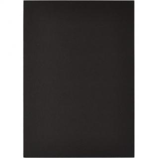 Обложки для переплета картонные Promega office чер.кожаА4,230г/м2,100шт/уп.