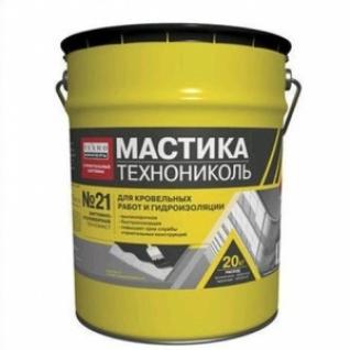 Мастика кровельная Технониколь №21 /20,0 кг/