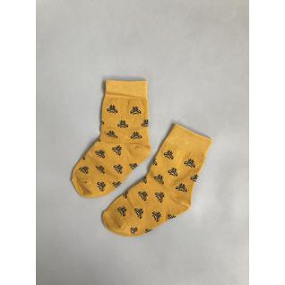 MF215 носки детские пчела желтый Mark Formelle (12-18) (22)