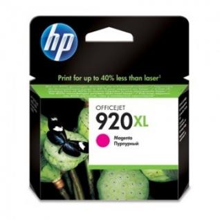 Картридж струйный HP 920XL CD973AE пурп. пов.емк. для OJ 6000