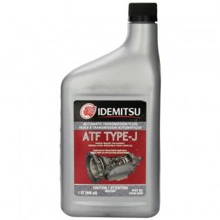 Трансмиссионное масло IDEMITSU ATF TYPE-J / Жидкость для АКПП 946мл