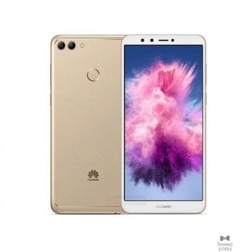 Huawei Huawei Y9 (2018) gold FLA-LX1 32GB 5.93