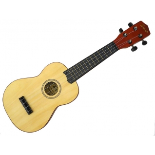 TERRIS Укулеле сопрано TERRIS JUS-10 BK