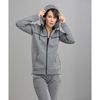 Женская спортивная толстовка Fifty Balance Fa-wj-0103, серый размер XS
