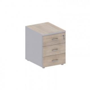 Мебель Easy T Тумба приставная (573) св.дуб(430)
