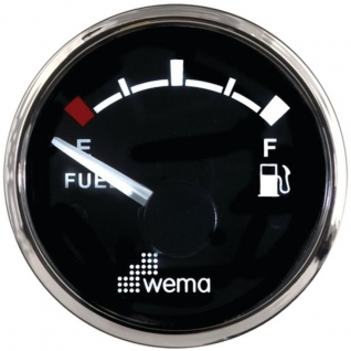 Wema Индикатор уровня топлива Wema UPFR-BS 12/24 В 52 мм