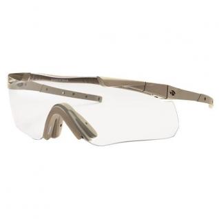 Smith Optics Очки Smith Optics Aegis Echo II Compact, цвет коричневый, серый