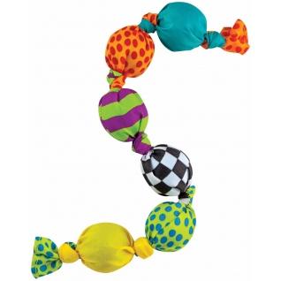 """Petstages Petstages игрушка для собак """"Жевательная цепь"""" с пищалками текстиль"""