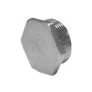 Заглушка VALTEC никелированная Ду 40 НР