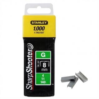 Скоба для степлера Stanley 1-TRA705T, 1000 шт