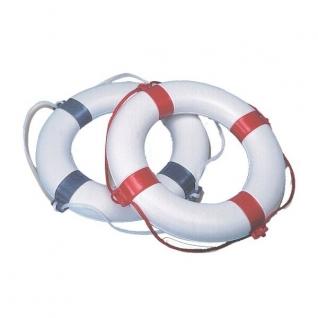 TREM Круг спасательный для прогулочных судов сине-белый TREM ORCA 57 x 34 см