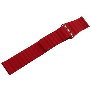 Ремешок COTEetCI W46 Magnet Leather Band (WH5281-RD) для Watch 22мм Red Красный