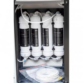 Пурифайер АЕЛ LD58s, напол, электрон, 4хUF-система очистки, черный/серебро