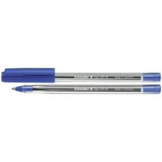 Ручка шариковая SCHNEIDER Tops 505 М однораз. 0,5 мм синий, Германия