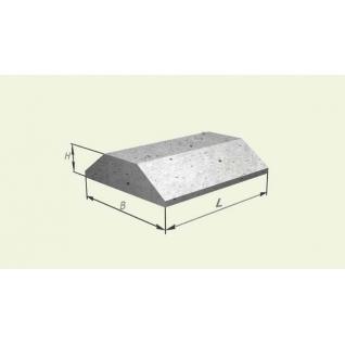 Плиты железобетонные ленточных фундаментов ФЛ